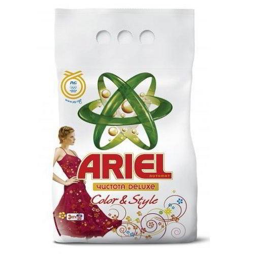 стиральный порошок ARIEL Color Stile 1,5 кг