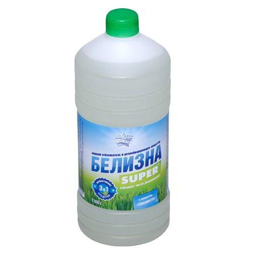 Отбеливатель Белизна-Супер с ароматом свежести 1,1 л