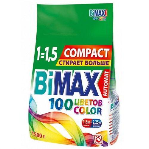 Стиральный порошок BiMax Color 1500 гр
