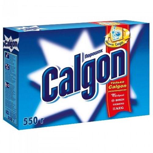 Средство от накипи для стиральных машин Calgon 550 гр