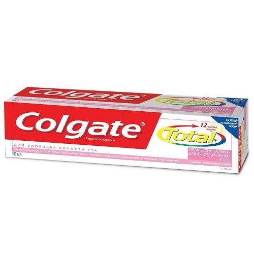 Зубная паста Colgate 12 Total 100 мл