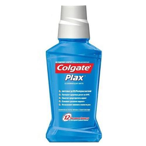 Ополаскиватель для полости рта Colgate Plax Освежающая мята 250 мл