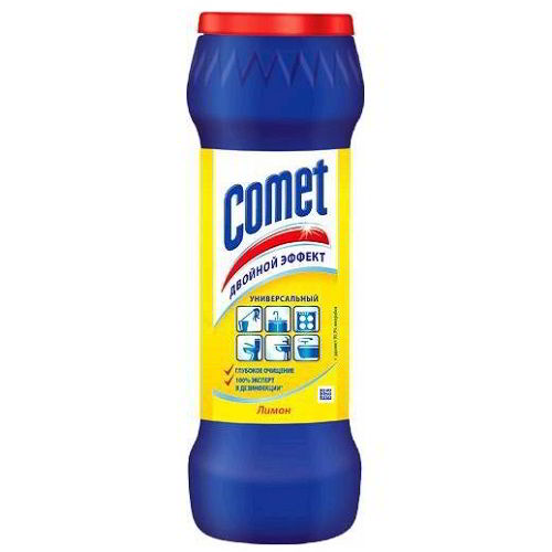 Чистящее средство Comet порошок Лимон 475 г