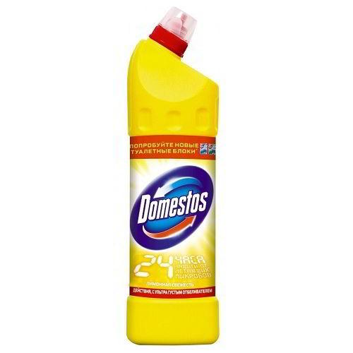 Чистящее средство DOMESTOS Лимонная свежесть 1000 мл
