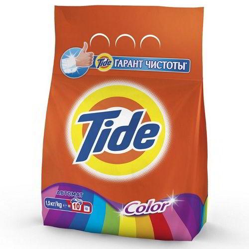 Стиральный порошок Tide Color 1,5 кг
