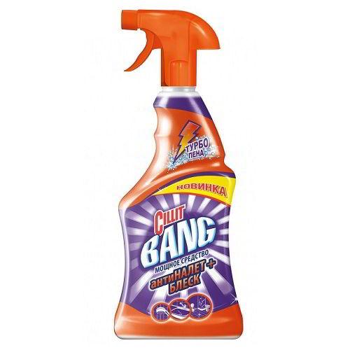 Чистящее средство Cillit Bang Антиналет+Блеск 750 мл
