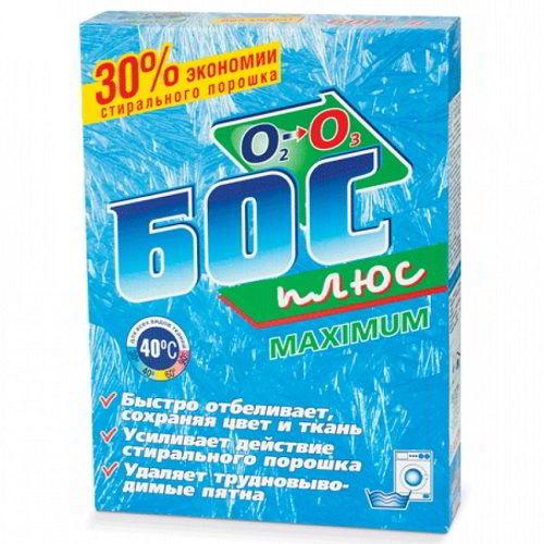 Отбеливающий порошок БОС-плюс Maximum 600 г