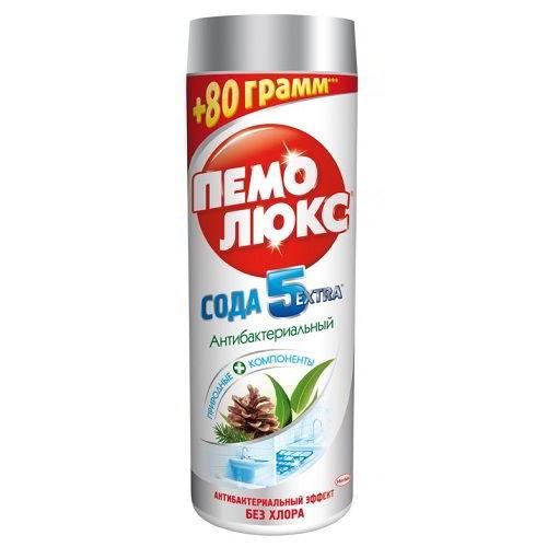 Чистящее средство Пемолюкс Антибактериальный 480 г