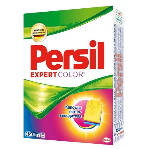 Стиральный порошок Persil Expert Color 450 г