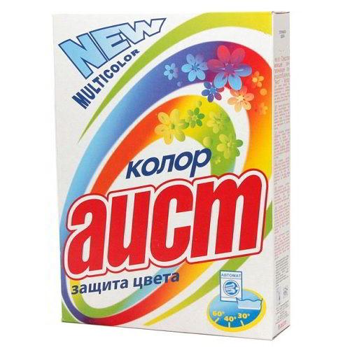 Синтетическое моющее средство (СМС) АИСТ Колор 400 г