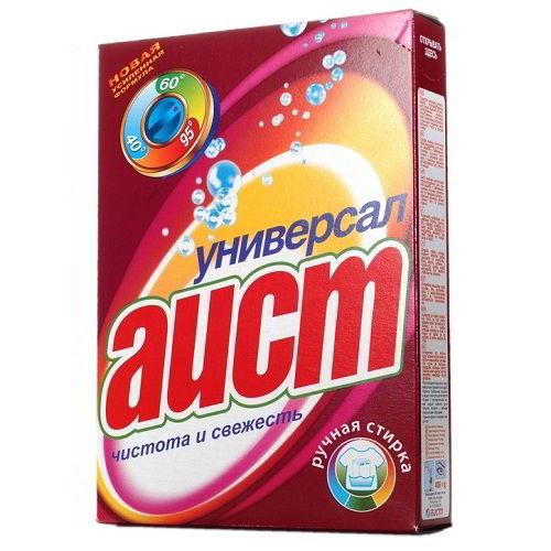 Синтетическое моющее средство (СМС) АИСТ Универсал 400 г