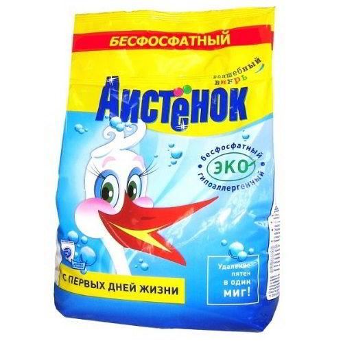 Синтетическое моющее средство (СМС) АИСТЕНОК 2400 г