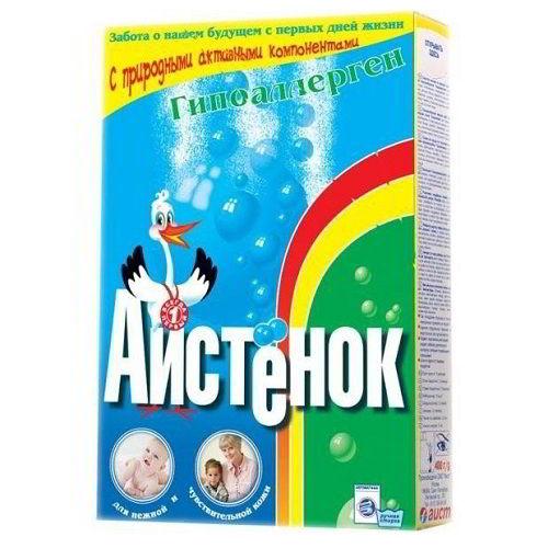 Синтетическое моющее средство (СМС) АИСТЕНОК 400 г