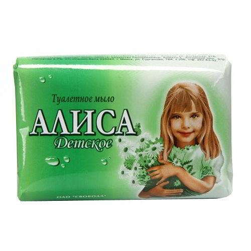 Детское мыло Алиса 150 г
