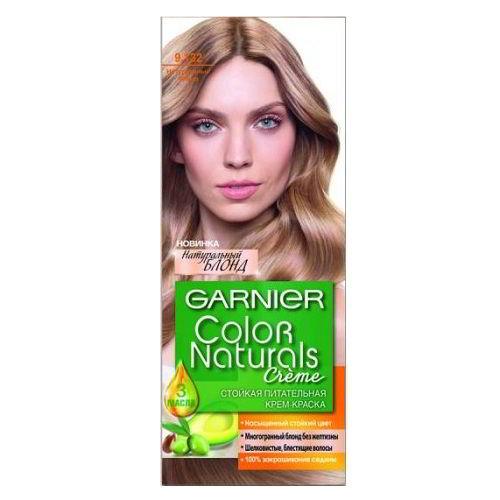Краска для волос Garnier Color Naturals Натуральный блонд 110 мл