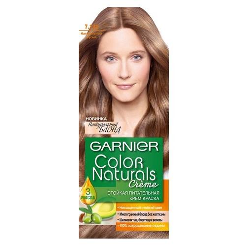 Краска для волос Garnier Color Naturals Натуральный русый 110 мл