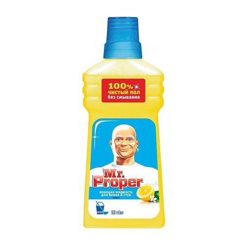 Моющее средство Mr. Proper Лимон 500 мл