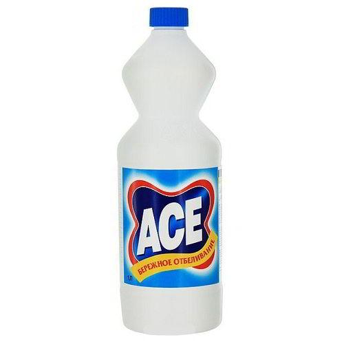 Отбеливатель ACE Бережное отбеливание 1000 мл