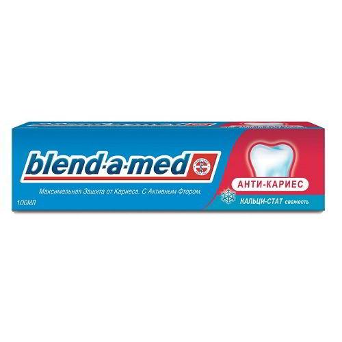 Зубная паста Blend-a-med Анти-кариес Мята Кальци-Стат 100 мл
