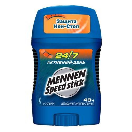 Дезодорант Mennen Speed Stick Активный день 50 г
