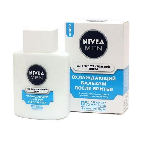 Бальзам Nivea Для чувствительной кожи 100 мл