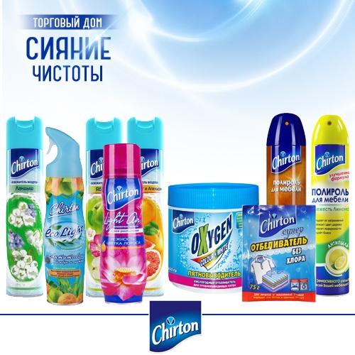 Продукция производителя Chirton (Чиртон) оптом