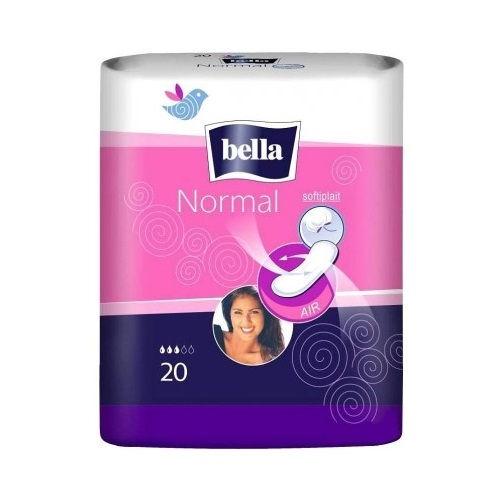 Прокладки Bella Normal softiplait air 20 штук