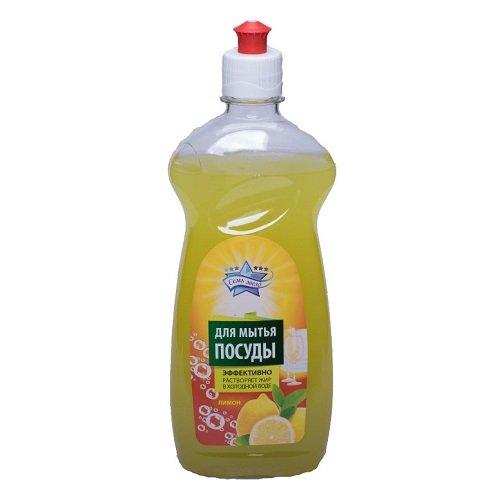 Средство для посуды «Семь Звёзд» Лимон 1000 мл