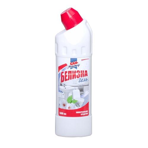 Дезинфицирующее средство Белизна - гель Лимон 500 мл