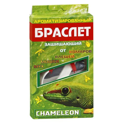 Ароматизированный браслет Chameleon От комаров