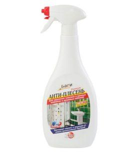 Чистящее средство Баги АНТИ-ПЛЕСЕНЬ 500 мл