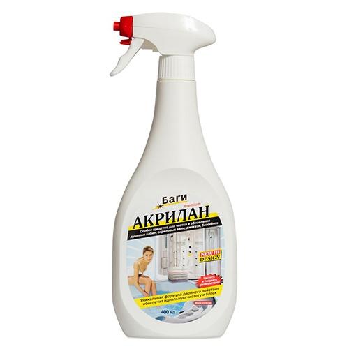 Чистящее средство Баги Акрилан 500 мл