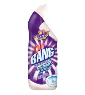 Чистящее средство CIllit Bang АнтиПятна+ГИГИЕНА
