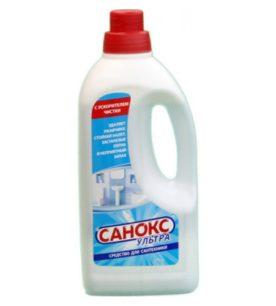 Чистящее средство САНОКС Ультра белый 1