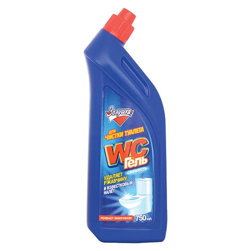 Чистящее средство для туалета Золушка Свежесть 750 мл