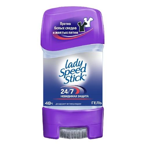 Дезодорант гелевый Lady Speed Stick Невидимая защита 65 г