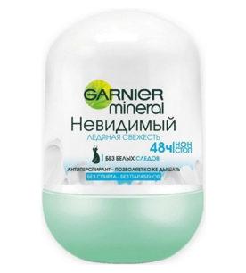Дезодорант роликовый Garnier Mineral