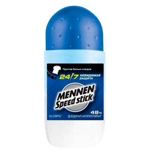 Дезодорант роликовый Mennen Speed stick Невидимая защита 50 г