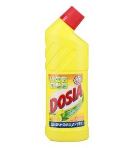 Гель для чистки туалета Dosia Лимонный 750 мл