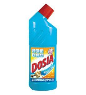 Гель для чистки туалета Dosia Морской 750 мл