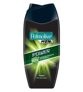 Гель для душа Palmolive Power Fresh 250 мл