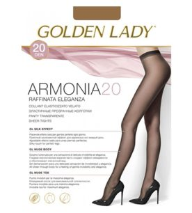 Колготки GOLDEN LADY Armonia 20 DEN daino 3M 1 шт