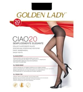 Колготки GOLDEN LADY Ciao 40 DEN NERO 3M 1 шт
