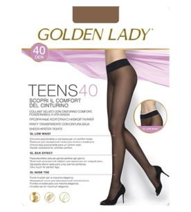 Колготки GOLDEN LADY Teens 40 v.b Visione 3M 1 шт
