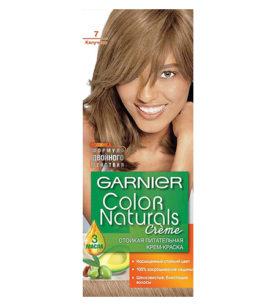 Краска для волос Color Naturals Капучино (7) 110 мл