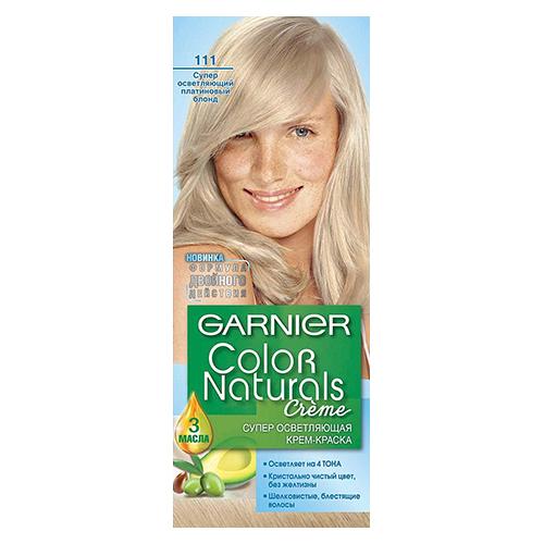 Краска для волос Color Naturals Платиновый блонд (111) 110 мл