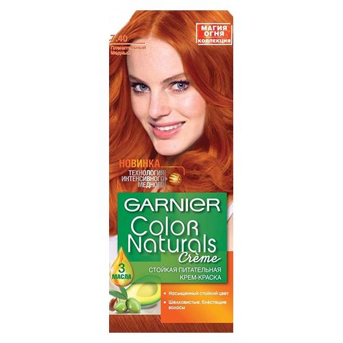 Краска для волос Color Naturals Пленительный медный (7