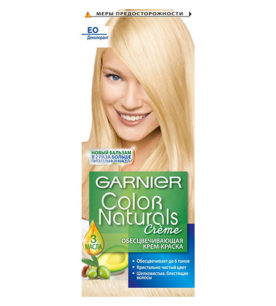 Краска для волос Color Naturals Супер блонд (Е 0) 110 мл