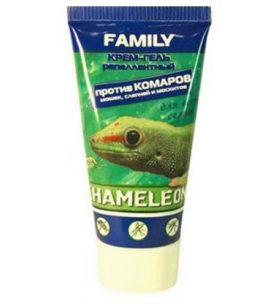Крем Chameleon От комаров
