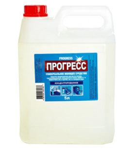 Моющее средство ПРОГРЕСС Универсальное 5 л